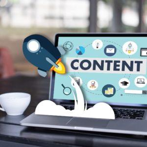 content marketing logo