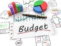 budget marketing logo