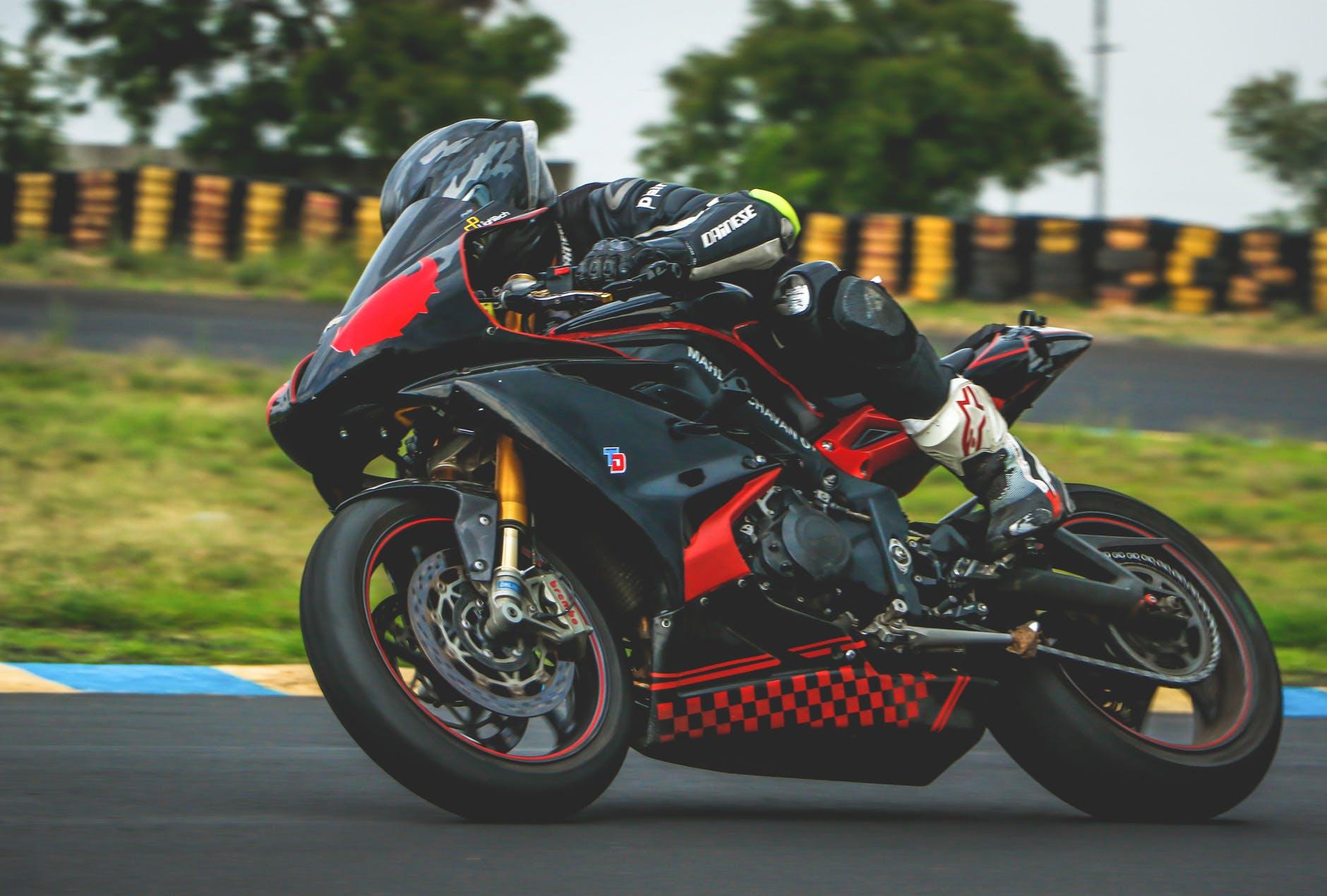 moto racing bike