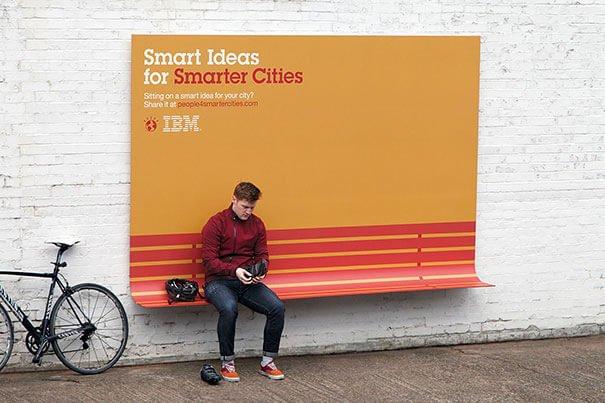 ibm-bus-stop-advertisment